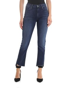 Mother - Jeans The Rascal Ankle blu