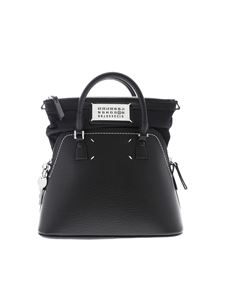 Maison Margiela - 5AC Mini handbag in black