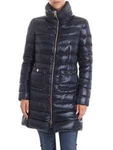 Herno - Maria Iconico down jacket in blue