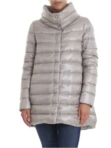 Herno - Amelia Iconic down jacket in pearl gray