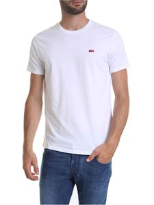 Levi's - Levi's Original Housemark T-shirt in white