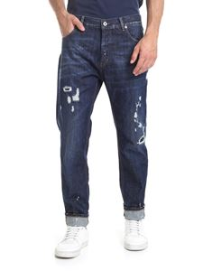Dondup - Spike jeans in blue