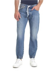 Levi's - Jeans 501 jogger in blue