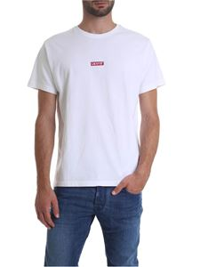 Levi's - Oversized Baby Tab T-shirt in white
