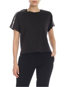 Levi's - Varsity t-shirt in black