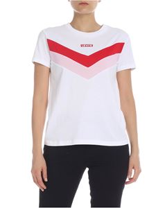 Levi's - Florence T-shirt in white