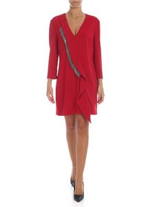 Pinko - Sbarcare dress in red