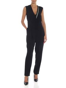 Pinko - Rampicare jumpsuit in black