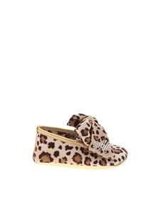 Monnalisa - Animal print ballerinas
