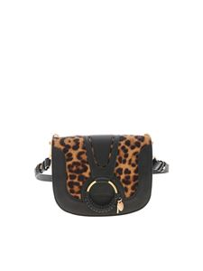 See by Chloé - Hana bag with animalier details