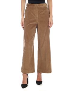 Max Mara Weekend - Pantalone Padre color cammello