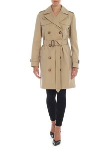 Burberry - Trench Islington short beige
