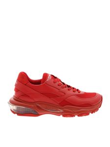 Valentino - Low-Top Bounce sneakers in red