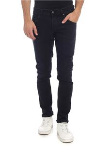 Dondup - Ritchie jeans in blue on black base