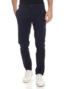 Department 5 - Mike trousers in dark blue