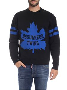 Dsquared2 - Dsquared2 Twins sweatshirt in black