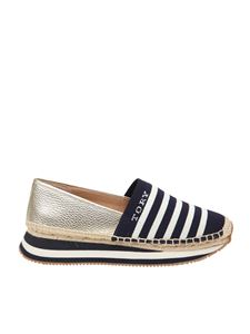Tory Burch - Espadrillas Daisy Midnight