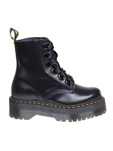 Dr. Martens - Ankle boots Molly in black