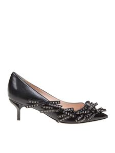 N° 21 - Pumps in black leather