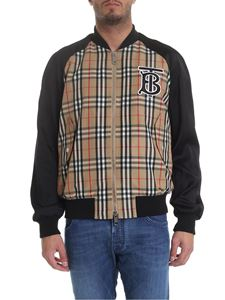 Burberry - Harlington Bomber with Vintage Check