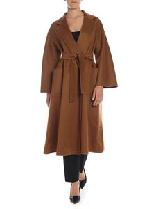 Max Mara - Labbro coat in brown