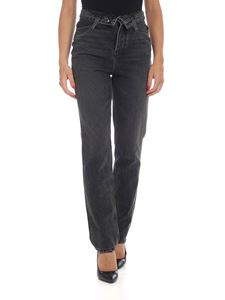 Alexander Wang - Cult Flip jeans in black cotton