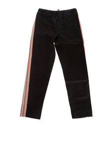 Burberry - Curran Icon pants in black