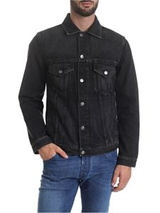 Givenchy - Atelier Givenchy jacket in denim black