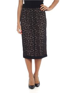 N° 21 - Black lace skirt