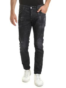 Dsquared2 - Jean Skater jeans in black