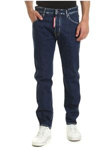 Dsquared2 - Run Dan jeans in blue