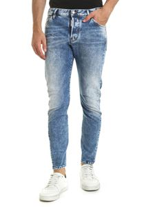 Dsquared2 - Sexy Twist jeans in blue