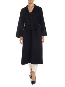 Max Mara - Labbro coat in black
