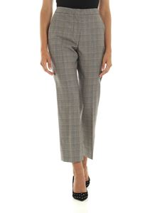 Stella McCartney - Carlie trousers in Prince of Wales Check