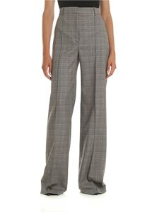 Stella McCartney - Pantalone Armidale Check in Principe di Galles