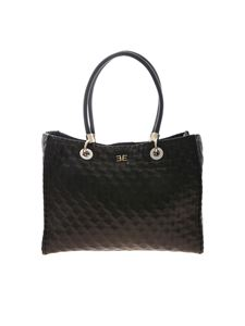 Ermanno Scervino - Borsa shopping media nera