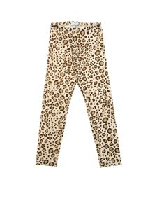 Monnalisa - Animal print leggings
