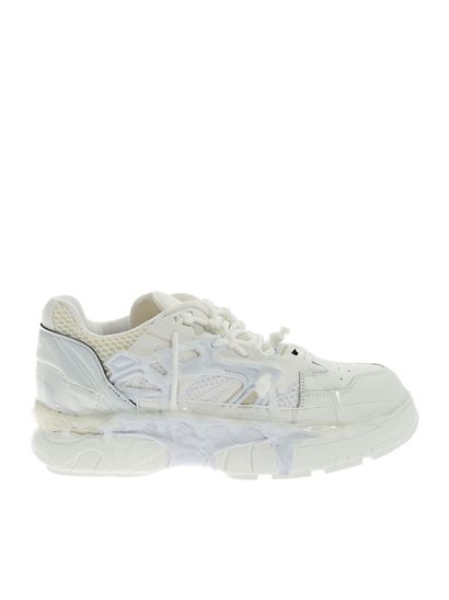 2347e9be63c Fusion Low-top sneakers in white