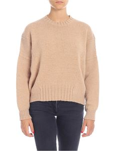 Sportmax - Sportmax Code pullover in camel color and black