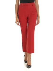 Max Mara Weekend - Alcide trousers in red