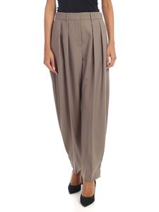 See by Chloé - Wide leg pants in dove grey