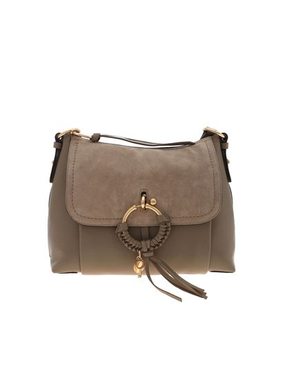 See by Chloé - Beige Joan bag