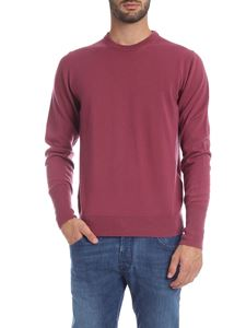 Ballantyne - Pullover pure cashmere in purple
