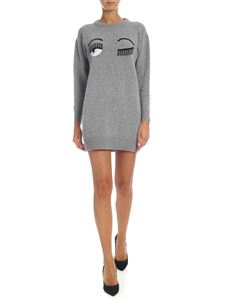 Chiara Ferragni - Flirting dress in gray