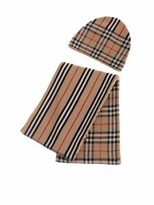 Burberry - Check Stripe 2-piece gift set