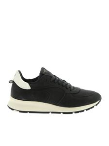 Philippe Model - Sneakers Ginn Montecarlo nere