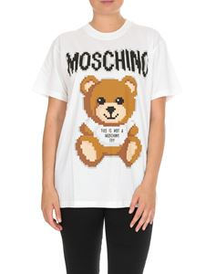Moschino - Moschino Capsule Collection Pixel t-shirt