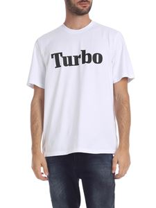 MSGM - Turbo T-shirt in white