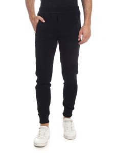 Dsquared2 - Black SKI padded trousers