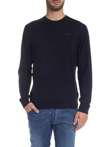 Dsquared2 - Dark blue wool pullover